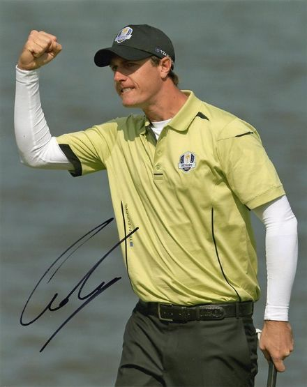 Nicolas Colsaerts, Ryder Cup 2012 Medinah, signed 10x8 inch photo.